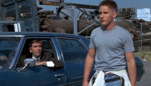 "Alex Cox's 1984 cult classic ""Repo Man"" starring Harry Dean Stanton & Emilio Estevez"