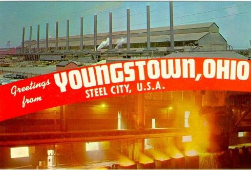 My great great Grandad Jonas Maurer worked in the factories of Youngstown in the early 1900s