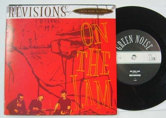 "Revisions ""On The Lam"" 45 One of their best songs"
