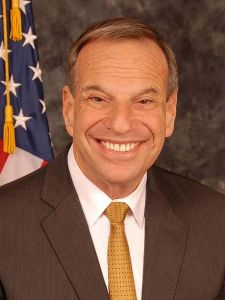 Former San Diego Mayor Bob Filner who resigned yesterday due to his sexual harassment scandal