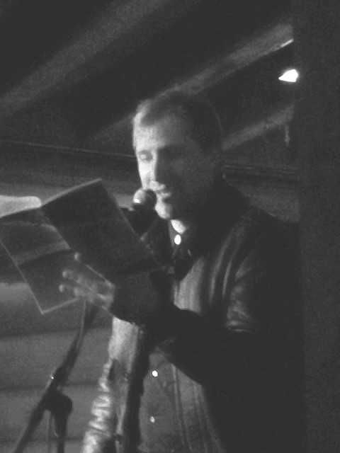 Reading at Doug Fir, Portland, OR