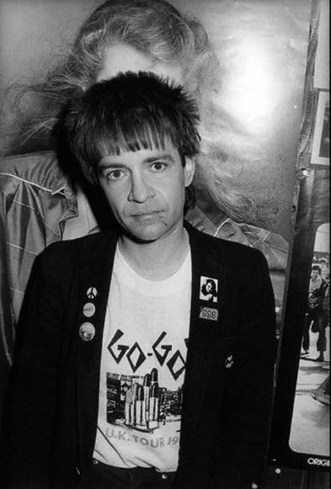 "KROQ DJ Rodney Bingenheimer religiously played punk, new wave, power pop & early 80s hardcore on his KROQ radio show, ""Rodney On the Roq"" The Angry Samoans wrote a song for him ""Get Off The Air"" that wasn't very nice..."
