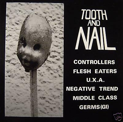 "Upsetter Records '1979 ""Tooth and Nail"" compilation is essential LA punk listening"