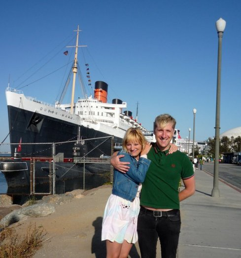 Queen Mary. Long Beach, CA