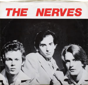 "The Nerves only 7"" EP, released in 1976"