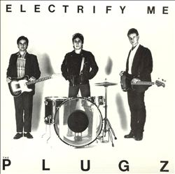Excellent debut LP by the Plugz - 1979