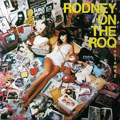 Here's one of the Rodney on the Roq compilation LPs. Posh Boy released the vinyl and Flipside did a great insert zine for every release