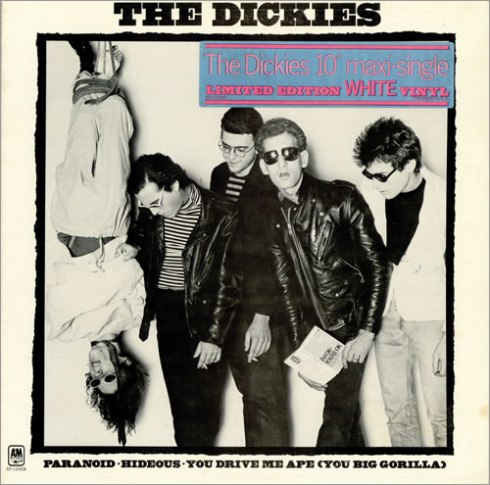 zzz The+Dickies+-+The+Dickies+-+White+Vinyl+-+10-+RECORD-313448