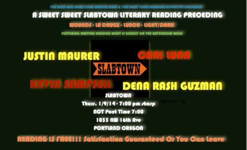 slabtown poster