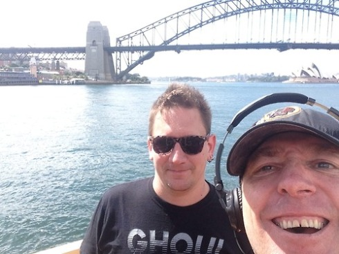 Photo credit: Dave Brockie (Riding a ferry in Sydney, Australia)