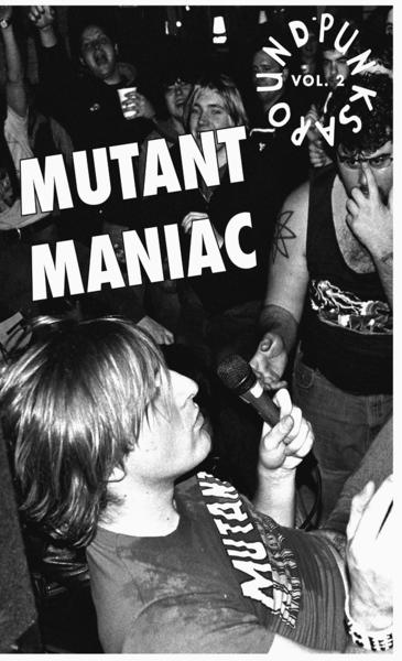 mutant maniac