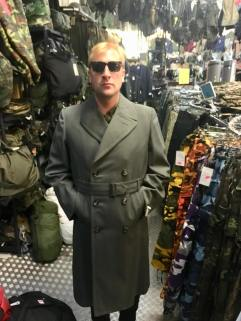 Inspector Gadget meets Gestapo?