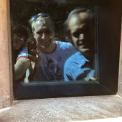 Imke, Justin, and Tim Photo by Imke Wagener.