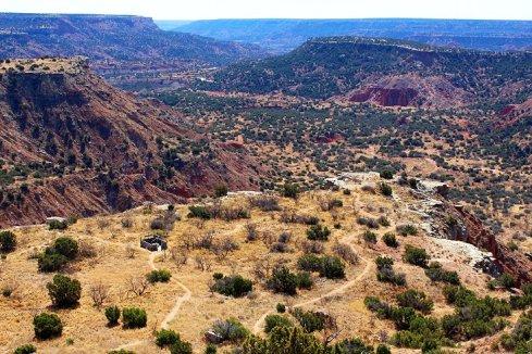 texas-amarillo-palo-duro-canyon-state-park